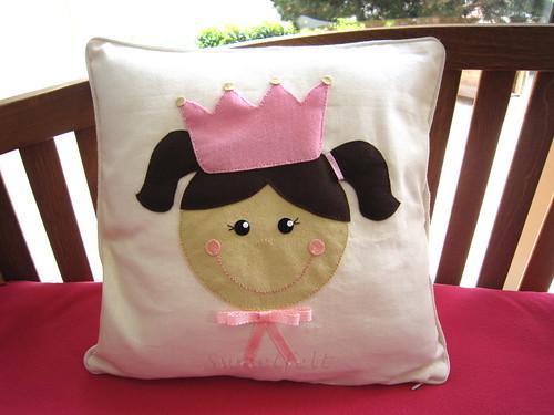 ♥♥♥ Para o quartinho das princesinhas... by sweetfelt \ ideias em feltro