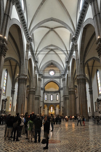 The Nave in the Duomo