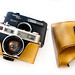 Yashica Limited Edition Gold Case