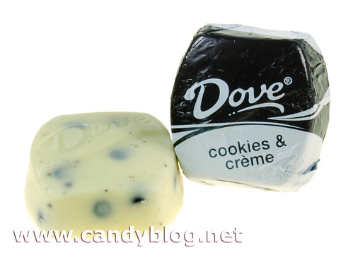 Dove Cookies & Creme