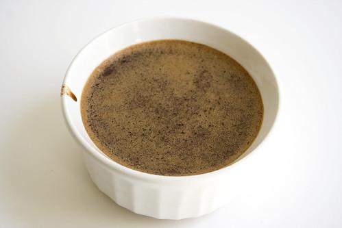 Chocolate Peanut Butter Pots De Crème