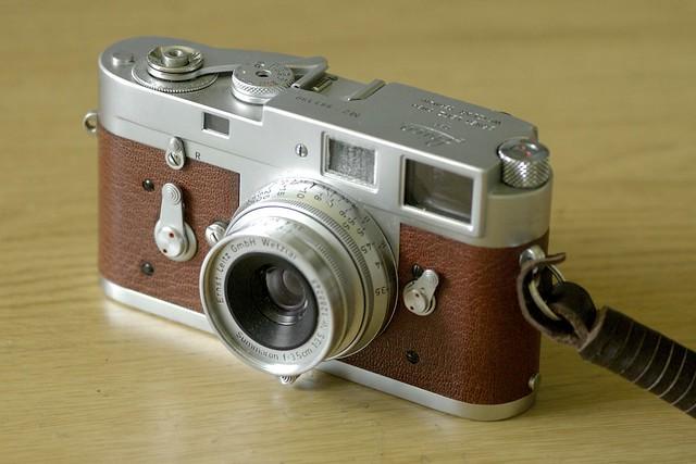 1957 Leica M2 +... Leicam2