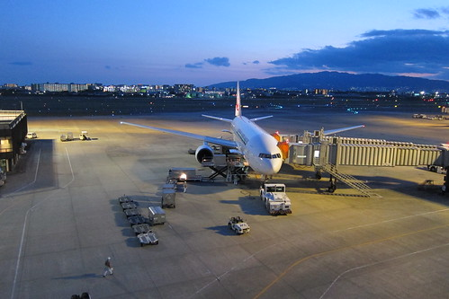 大阪空港JAL#2