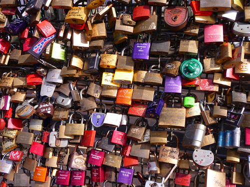Love Locks by Ginas Pics
