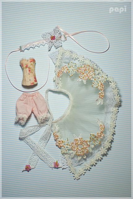 Candy Floss Dress set