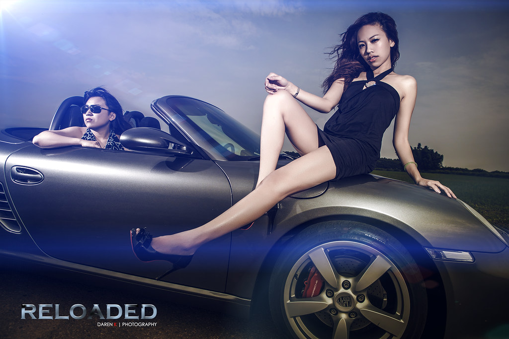 Reloaded | (這不是汽車廣告...)