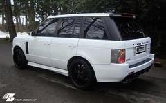 Range Rover [2002-2005] Aerodynamic-Kit PRIOR-DESIGN