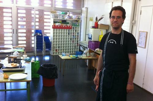 Vic | Catacuina | Ruben Giró, el maestro cocina