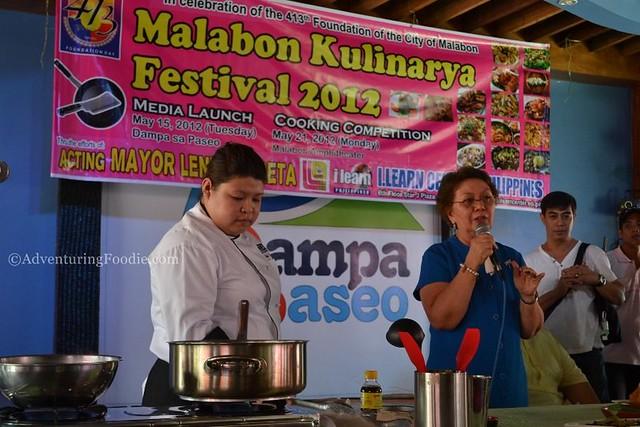 CCA Cooking Demo