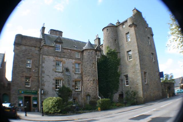 Dornoch Castle Hotel, Dornoch, Scotland