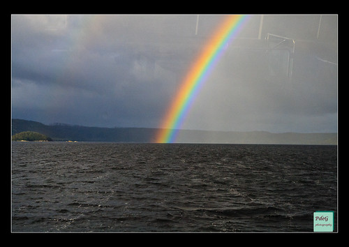Rainbow in the Harbour