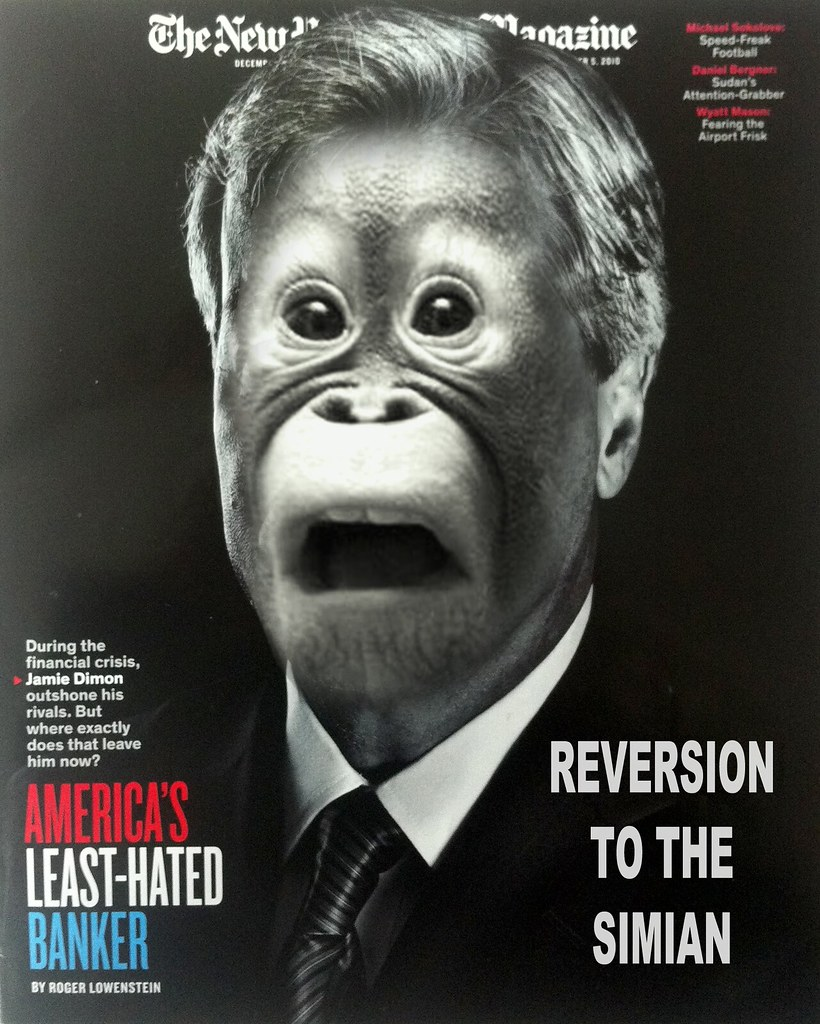 REVERSION TO THE SIMIAN