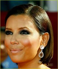 Eva Longoria Smokey Eyes Celebrity Style Women's Fashion