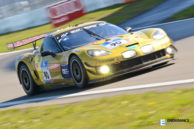 Chevrolet Callaway Corvette - HARIBO Racing Team 90