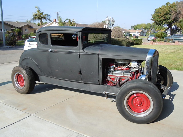 1930 ford 5 window coupe flickr photo sharing for 1930 ford coupe 5 window