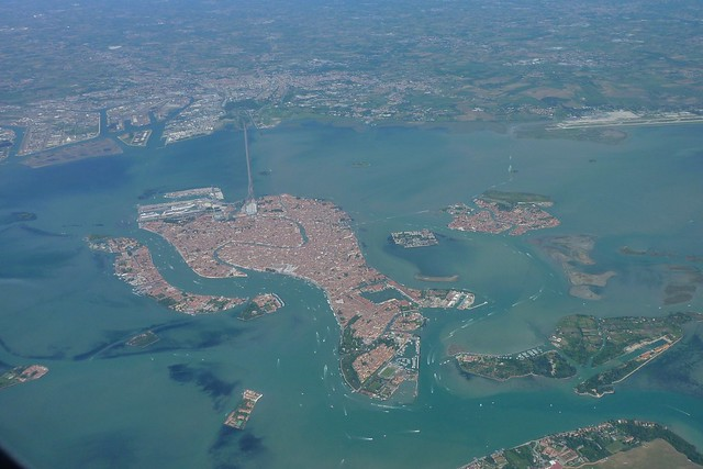 232 - Venezia desde el aire
