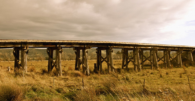 Trestle bridge 2