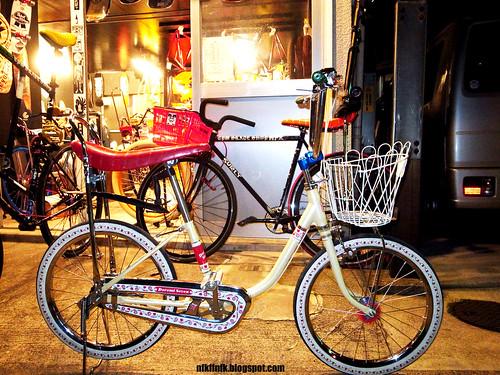 自転車の 放置自転車 販売 東京都 : CPW SKATE SHOP: VINTAGE JAPANESE BIKES