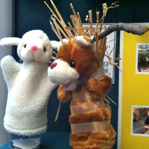 NSS Sheep and Bear