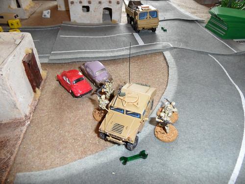 Fireteam bails out