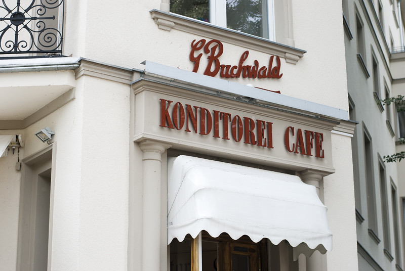 Buchwald Konditorei