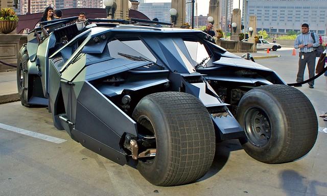 The Dark Knight Rises Batmobile | Flickr - Photo Sharing!