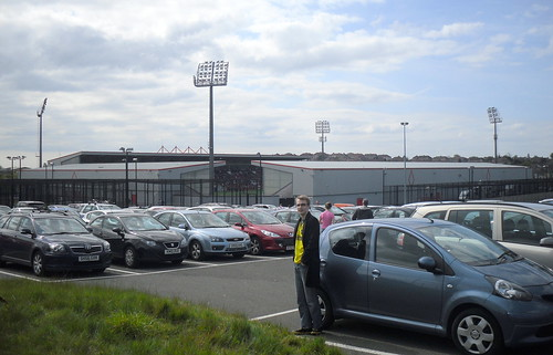 New Broomfield, Airdrie (Excelsior Stadium)