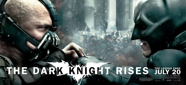 Dark Knight Rises - Movie Poster
