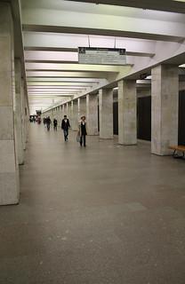 Vladykino metro station