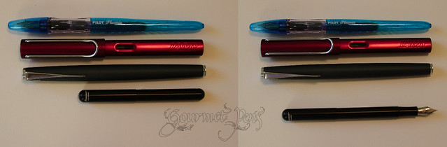 Liliput and Other Fountain Pens