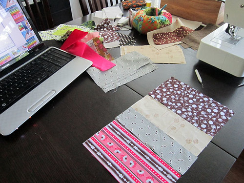 piecing and listening