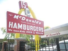 McDonald's #1