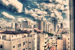 [フリー画像素材] 建築物・町並み, 都市・街, HDR, 風景 - ブラジル ID:201206050400