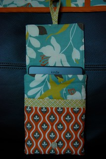 Kindle cover - Arcadia fabric