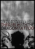 The Girl With The Dragon Tattoo Custom Poster Who the hell