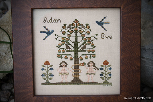 LHN Adam and Eve closeup