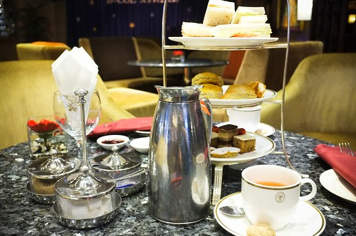 Tea for Two @ Grand Dorsett, Subang