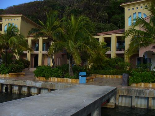 Honduras villa