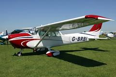 Cessna 172 G-BRBI