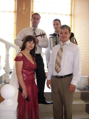 Светлана Долгова и группа REAL LIVE > Фото из галереи `Главная`