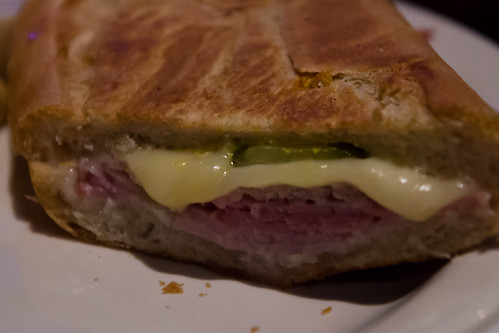 Cuban Sandwich at Bella Habana