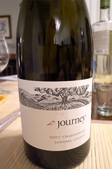 "2007 Matanzas Creek Winery ""Journey"" Sonoma County Chardonnay"