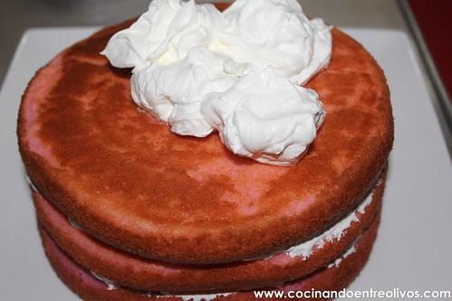 Tarta de rosas (14)