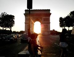 Pariisin tunnelmia