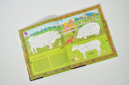 vlees, gelukkig op papier