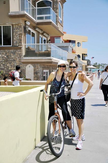 Mum + Fi in LA