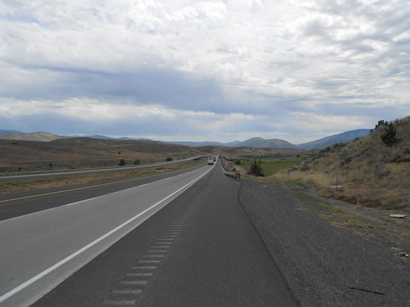 TLR tour USA, Day 7 Baker City to Ontario