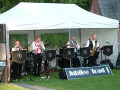 Live music from the Jubilee Band