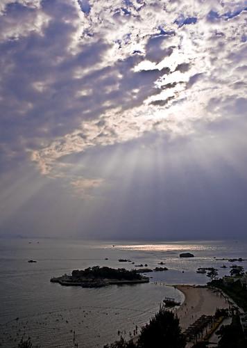 Xun Liao Sunset