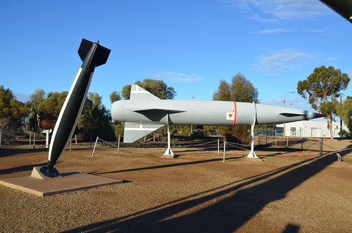 Day 2 - Woomera Missile Park